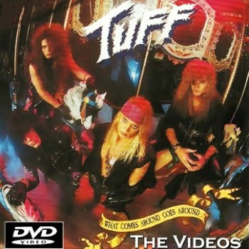 Tuff 'What Comes Around Goes Around' The Videos DVD