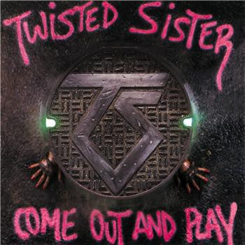 Twisted Sister 'Come Out And Play' LP Used Vinyl