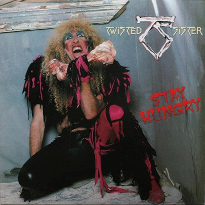 Twisted Sister 'Stay Hungry' 2 Disc Used CD