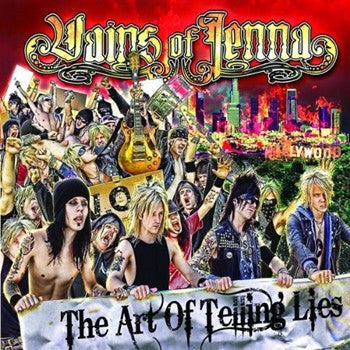 Vains Of Jenna 'The Art Of Telling Lies'