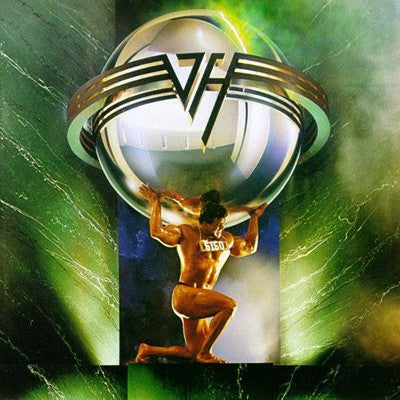 Van Halen '5150' Used CD