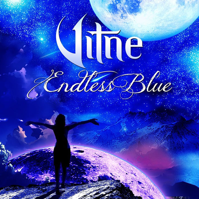 Vitne 'Endless Blue'