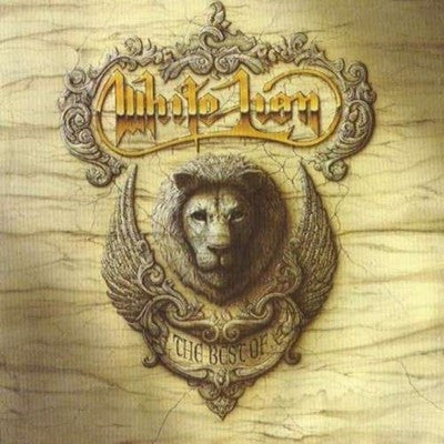 White Lion 'The Best Of' Used CD