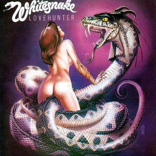 Whitesnake 'Lovehunter' LP Used Vinyl