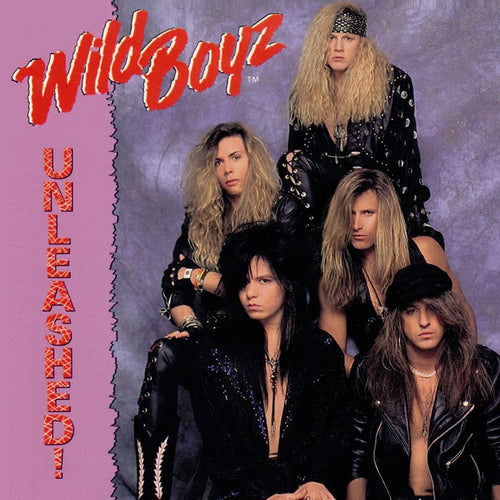 Wild Boyz 'Unleashed!' 2018 Reissue