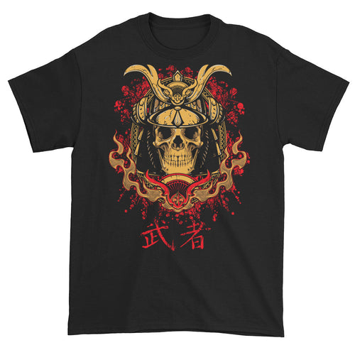 Shogun Warrior Black Short Sleeve Unisex T-Shirt