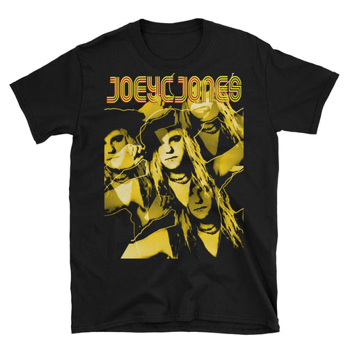 Joey C. Jones Black Unisex T-Shirt