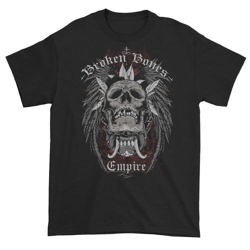 My Empire Of Broken Bones Black Short Sleeve Unisex T-Shirt