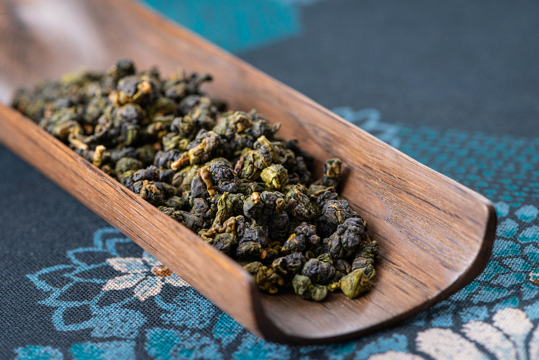 2020 Fu Shou Shan | Taiwanese High Mountain Oolong Tea