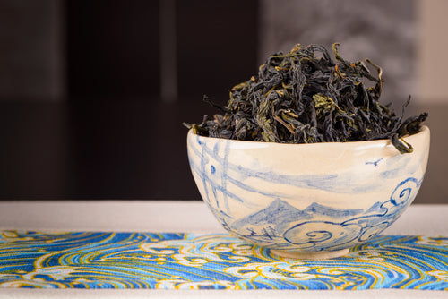 2019 Pinglin FuShou Baozhong | Oolong Tea