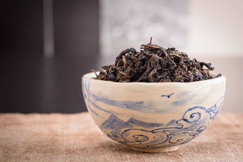 1999 Pinglin FuShou Baozhong | Oolong Tea