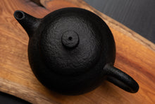 Load image into Gallery viewer, Lin Guó-Lì Black Stone Teapot