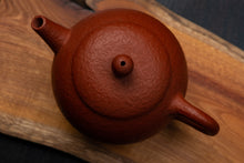 Load image into Gallery viewer, Lin Guó-Lì Red Stone Teapot
