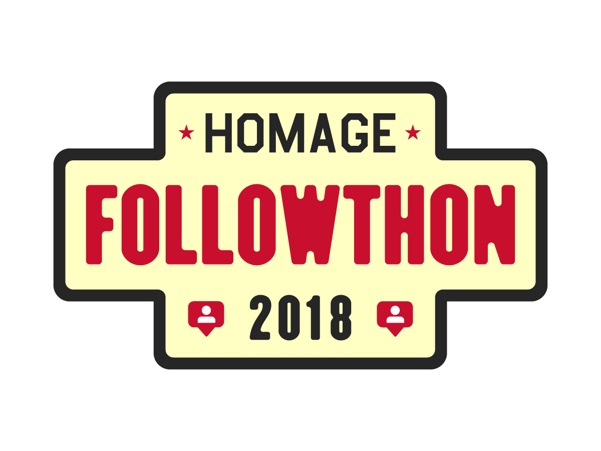 HOMAGE Followthon 2018