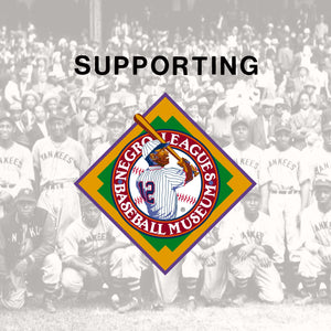 Negro Leagues Baseball Museum Donation