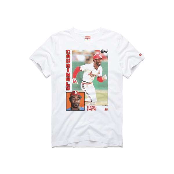 cheap for discount 7c606 54124 1984 Topps Baseball Ozzie Smith Cardinals Retro St. Louis ...