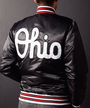 Script Ohio Blackout Gameday Jacket