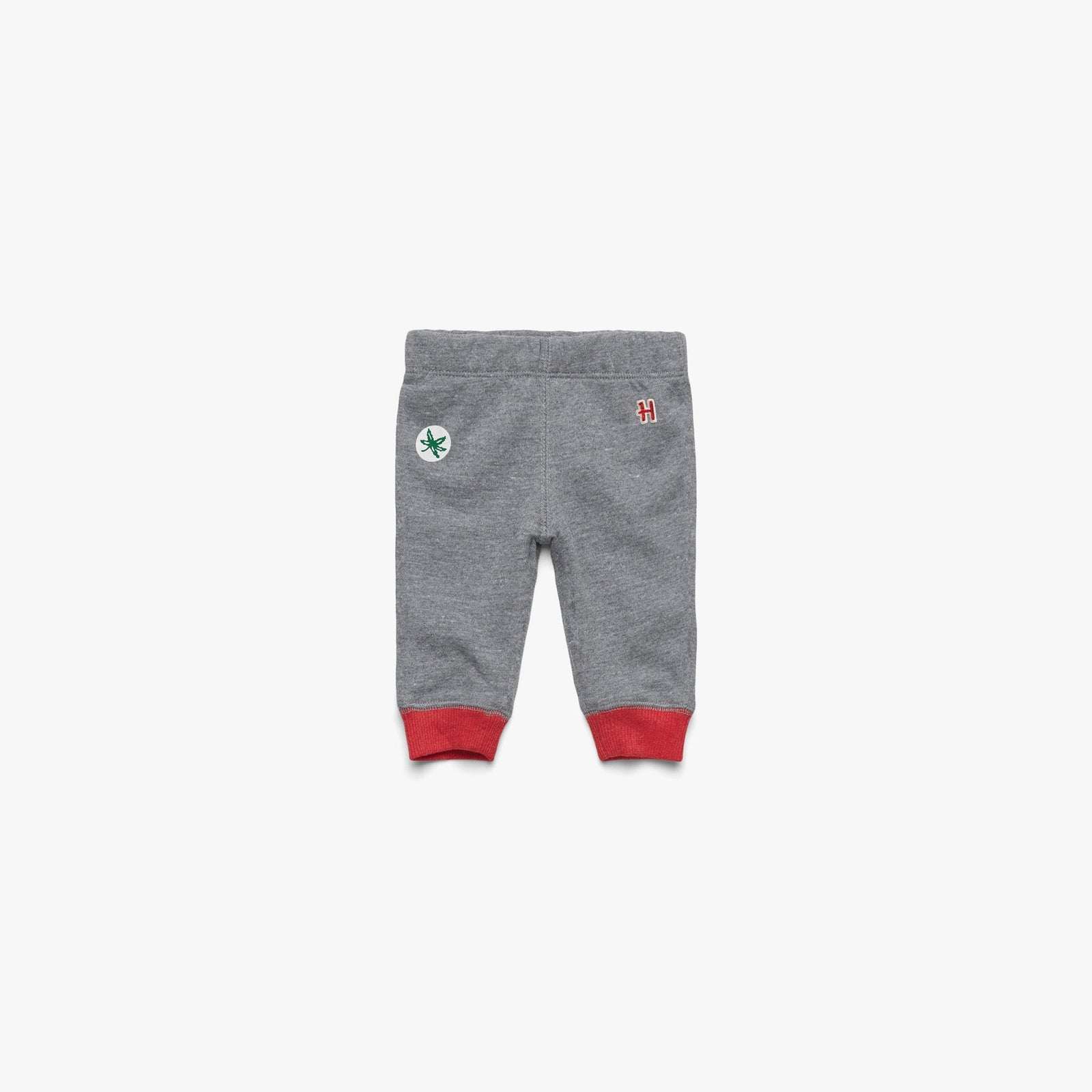 Baby Buckeye Leaf Sweatpants