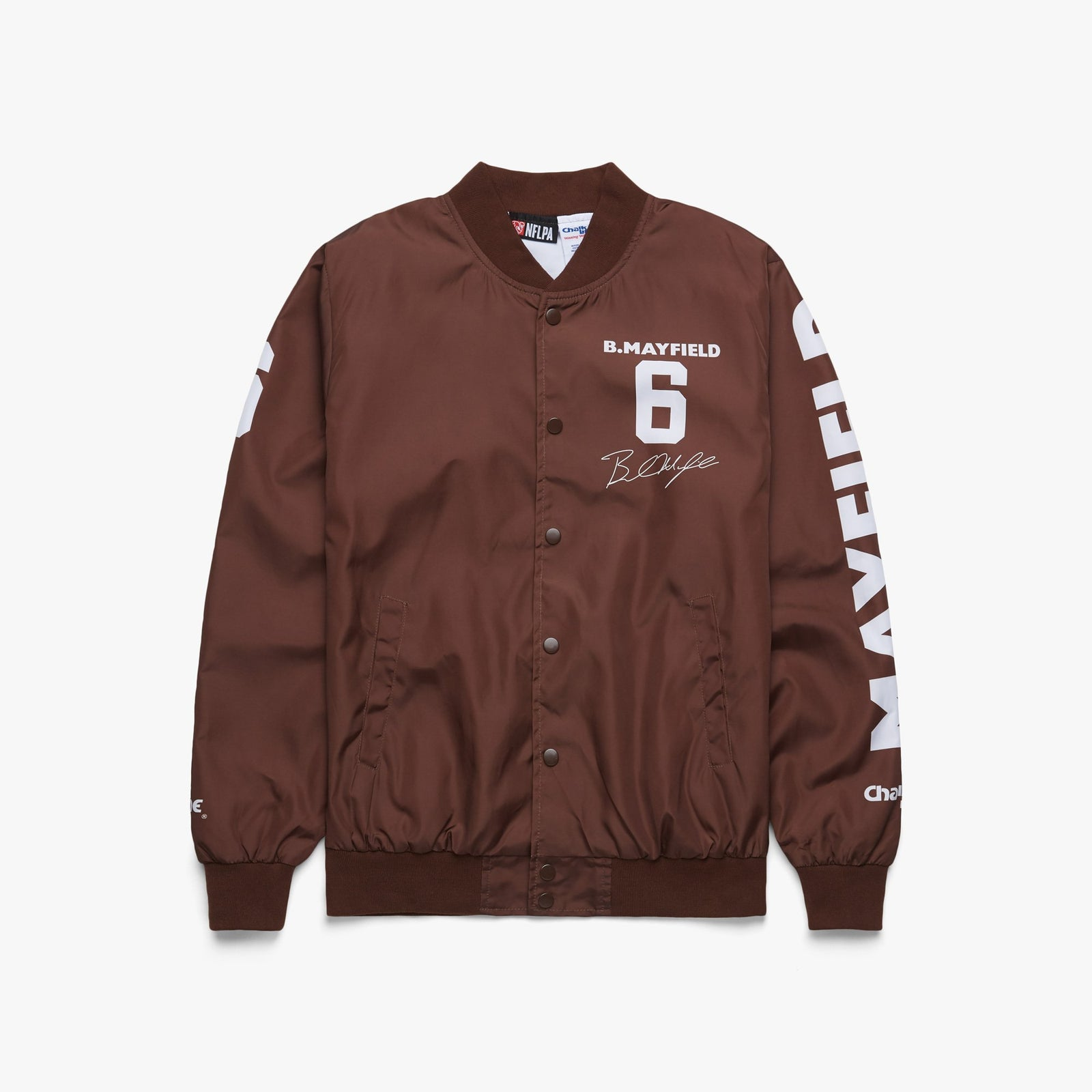 Baker Mayfield Chalk Line Jacket