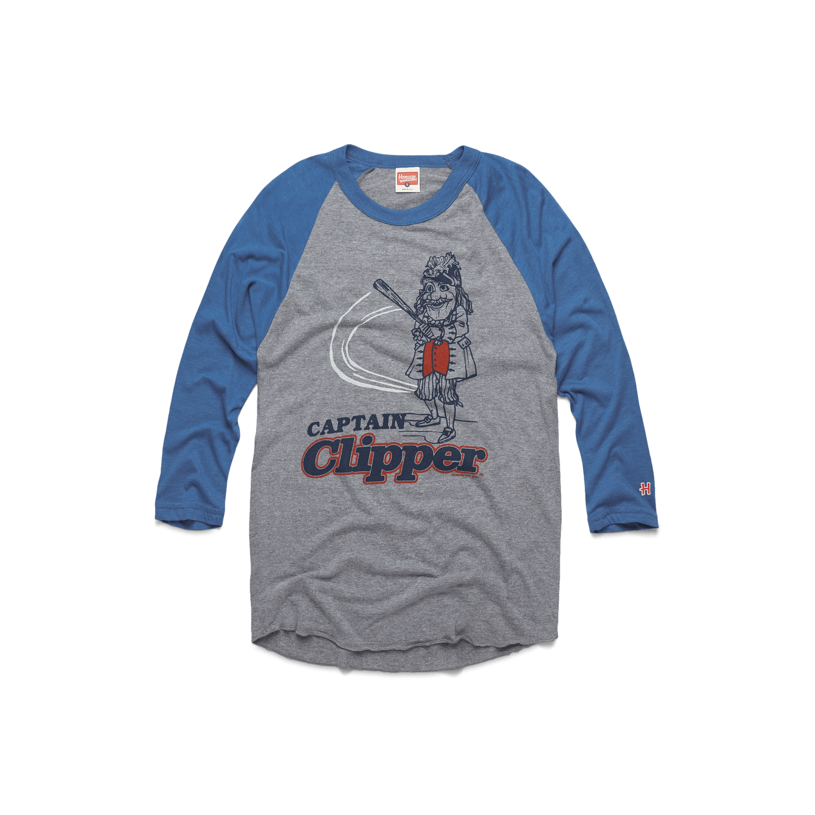 Captain Clipper Raglan