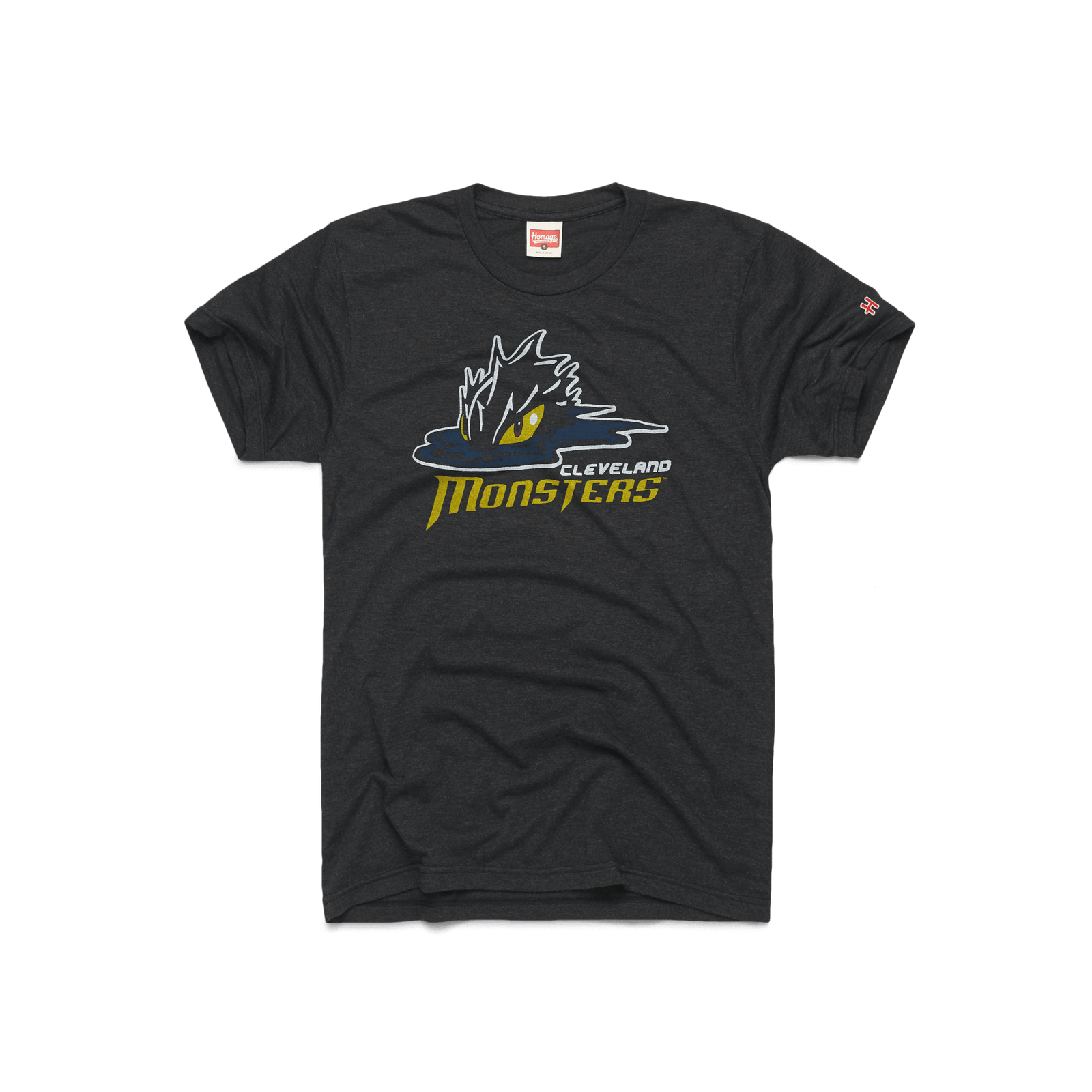 Cleveland Monsters CLE Ohio American Hockey League T-Shirt – HOMAGE 773ba5c81de2