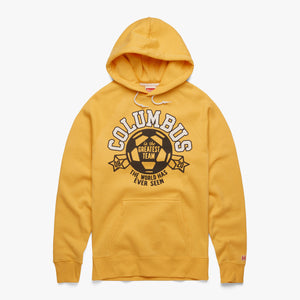 Columbus Is The Greatest Team Hoodie