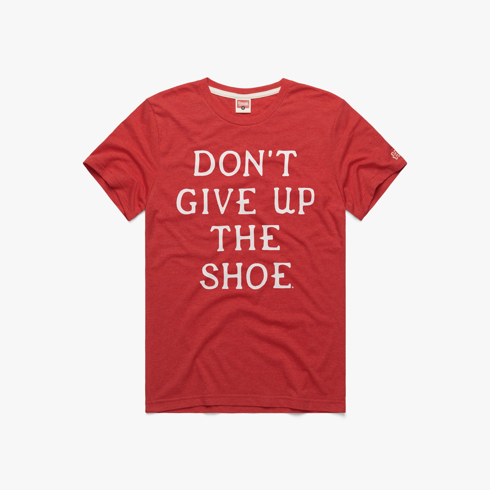 Don't Give Up The Shoe