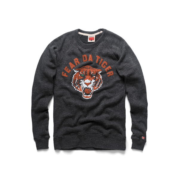 Fear Da Tiger Crewneck