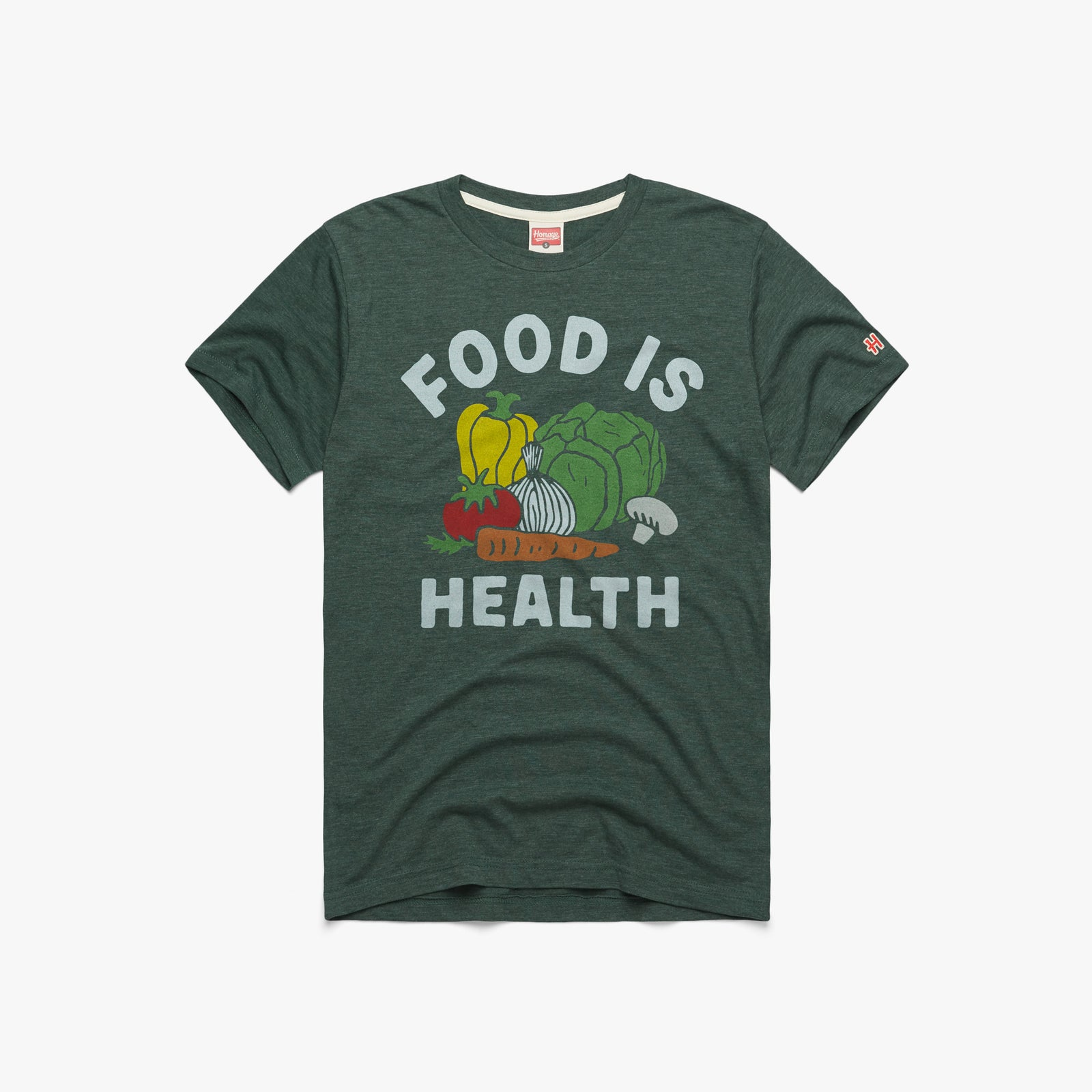 Food Is Health