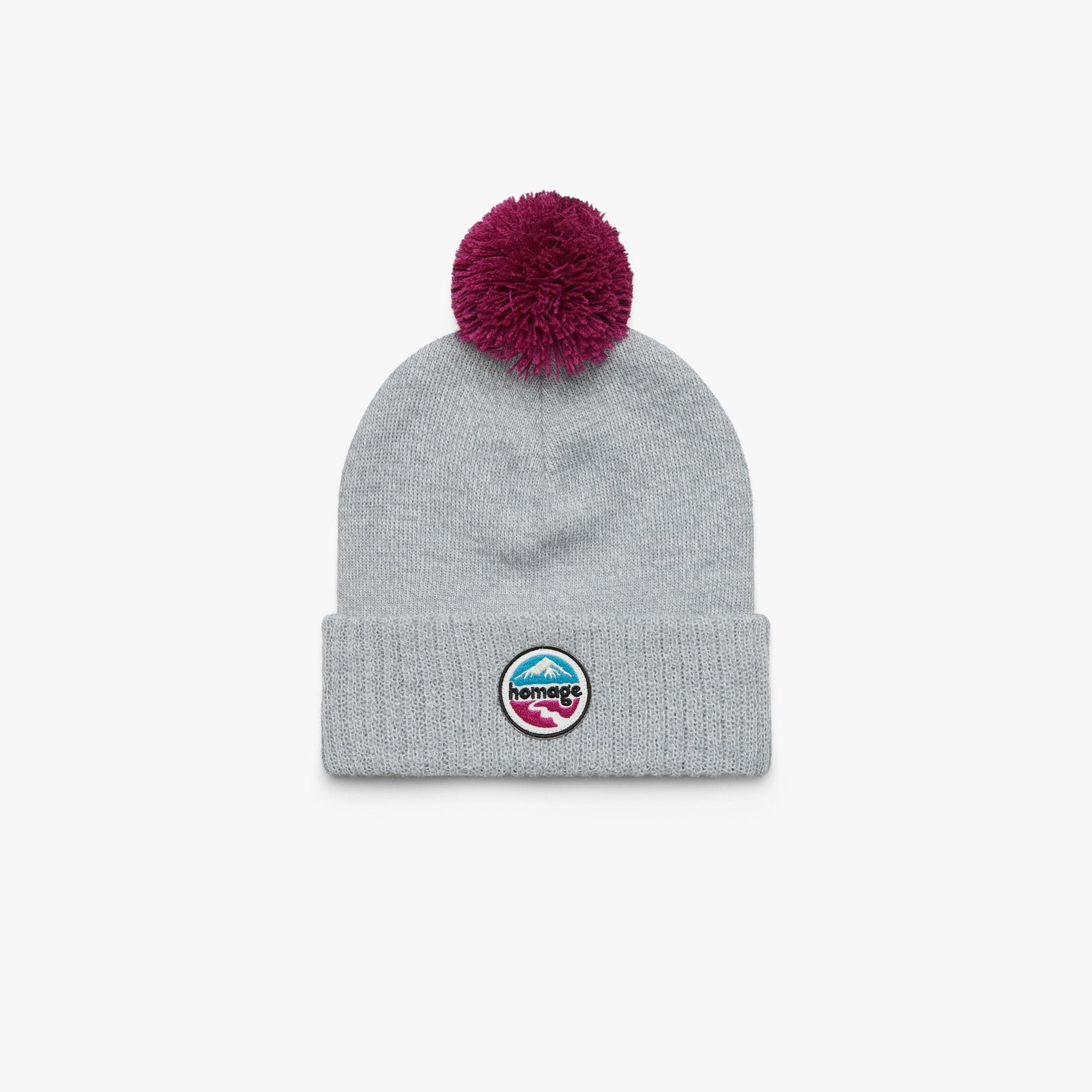 HOMAGE Outdoor Pom Hat