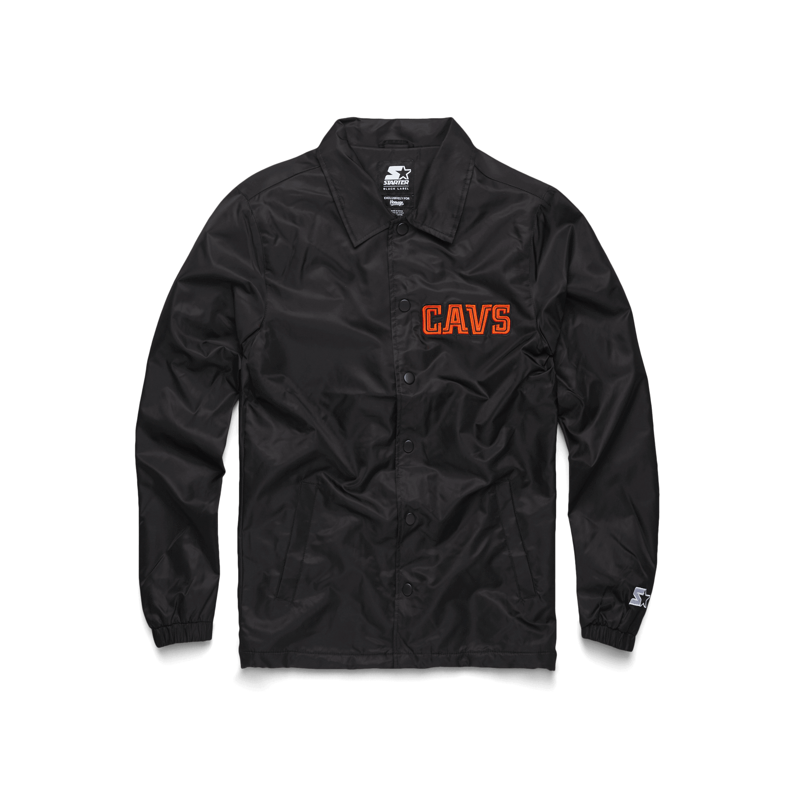 HOMAGE X Starter Cleveland Cavaliers Jacket