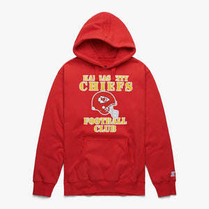 HOMAGE X Starter Kansas City Chiefs Football Hoodie