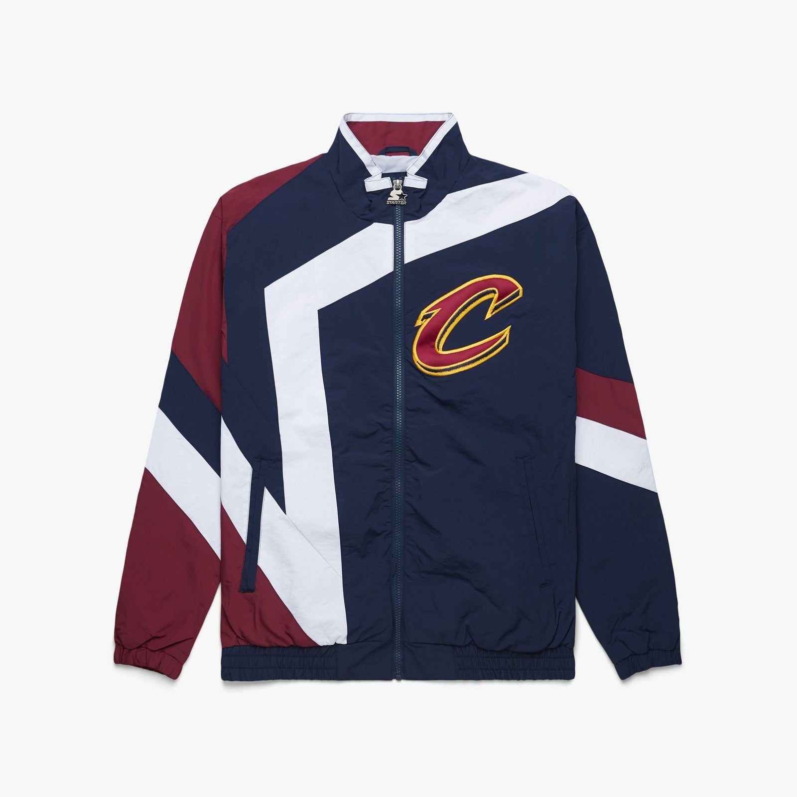 HOMAGE x Starter NBA Cavaliers Warmup Jacket
