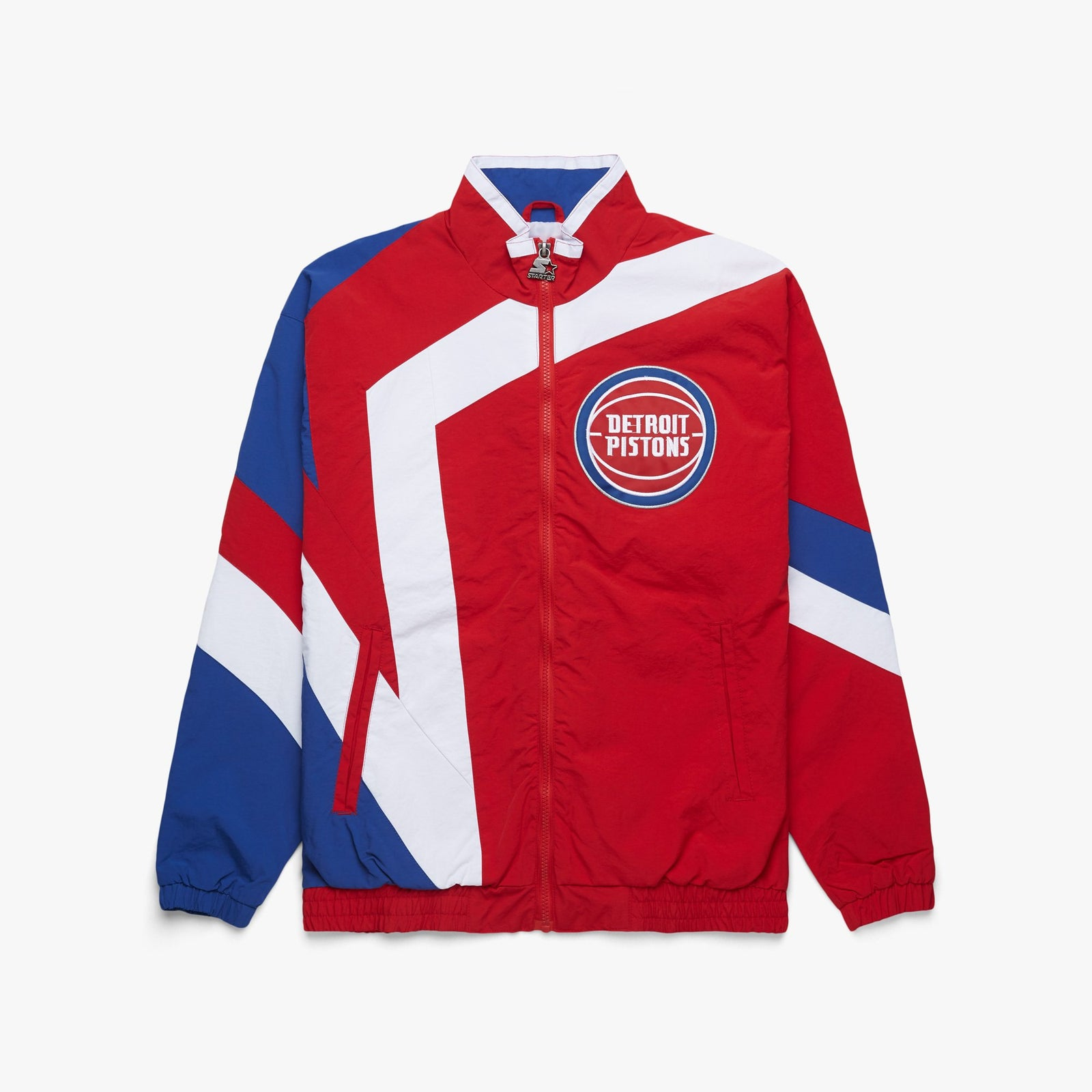 HOMAGE x Starter NBA Pistons Warmup Jacket