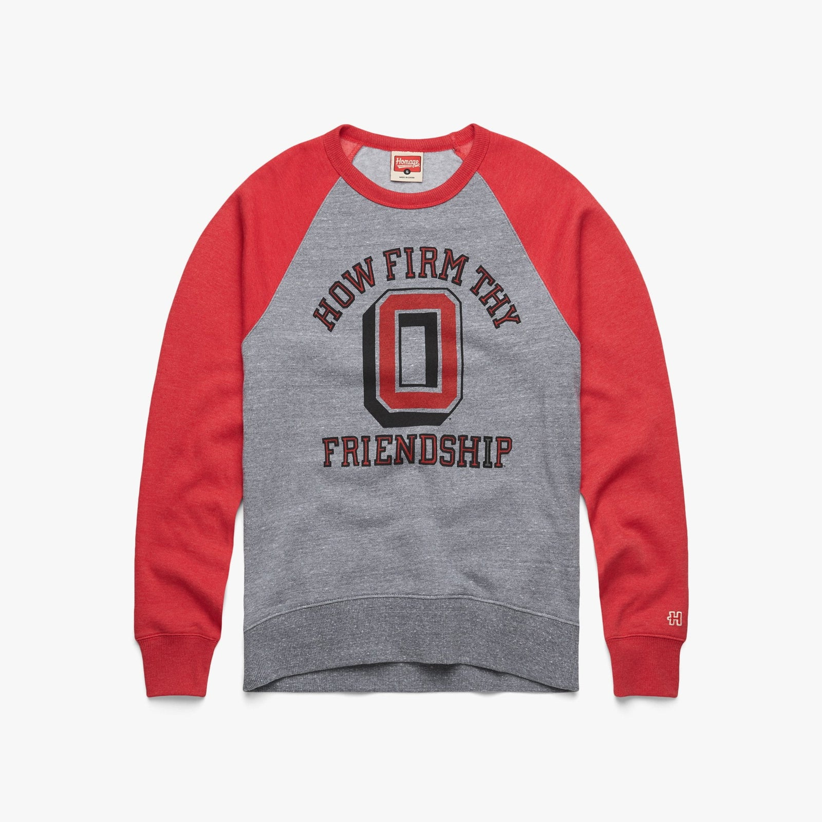 How Firm Thy Friendship Crewneck