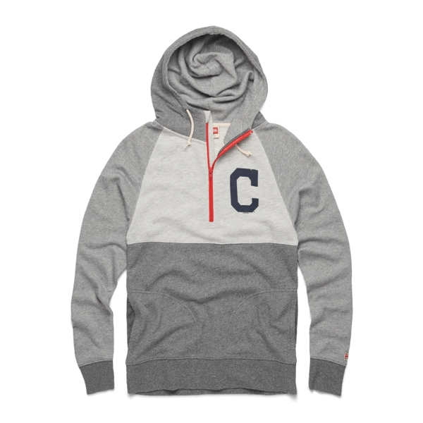 Indians Big C Power Zip