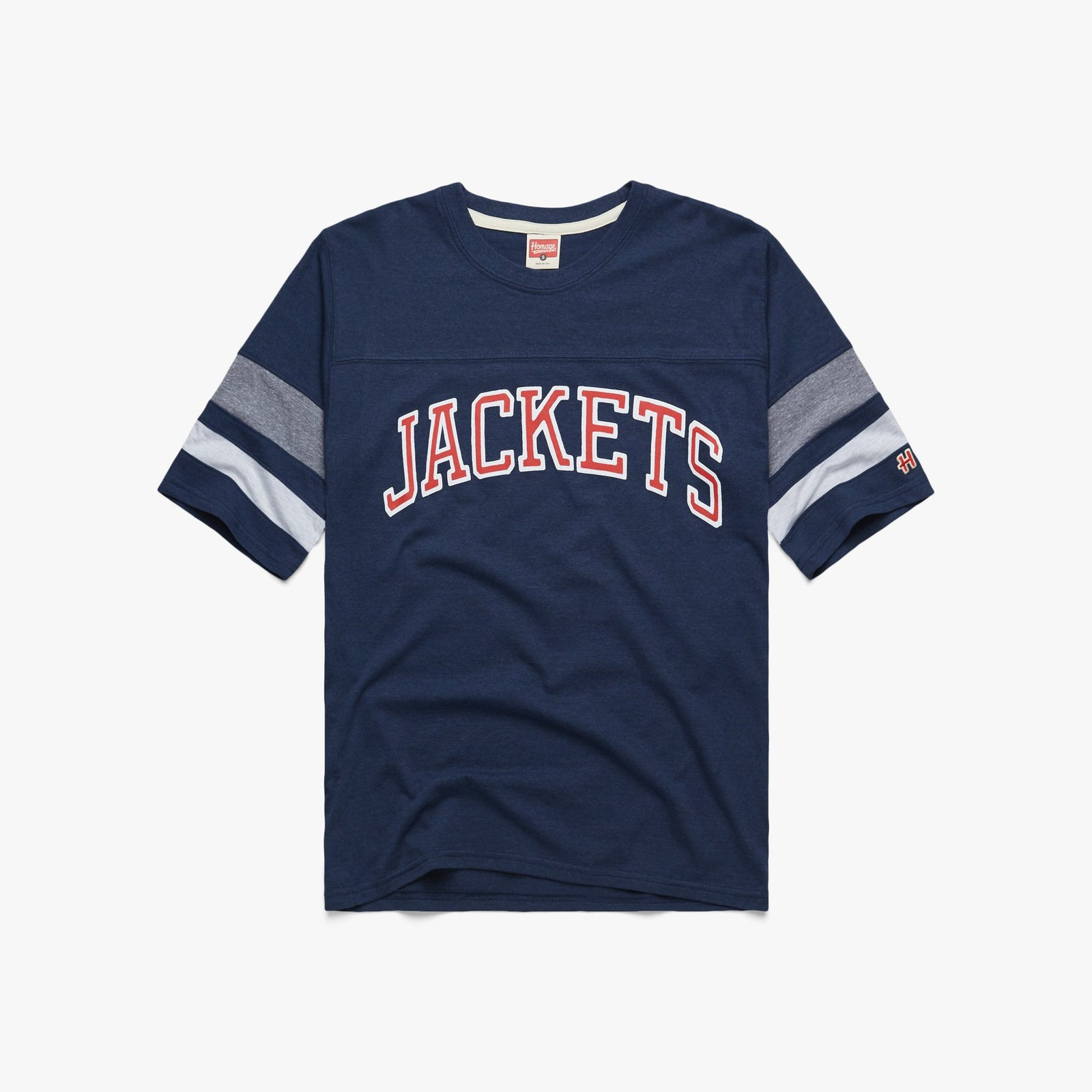 Jackets Arch Power Play Tee