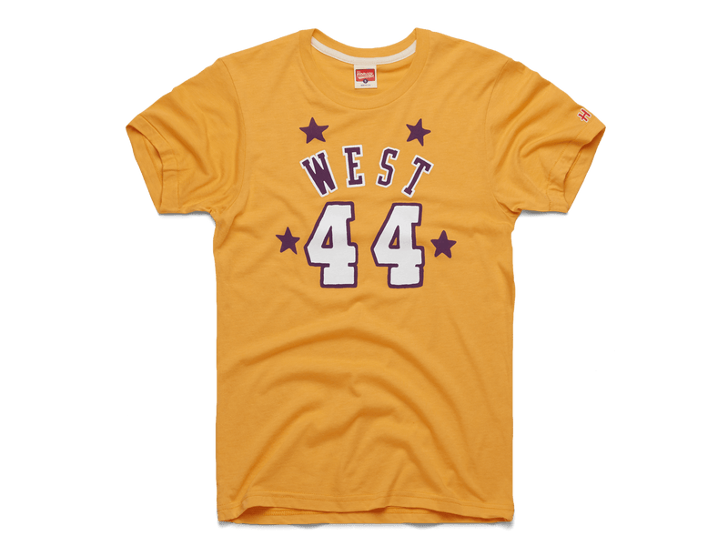 Jerry West #44