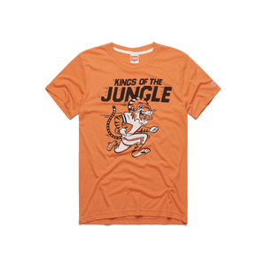 Kings Of The Jungle