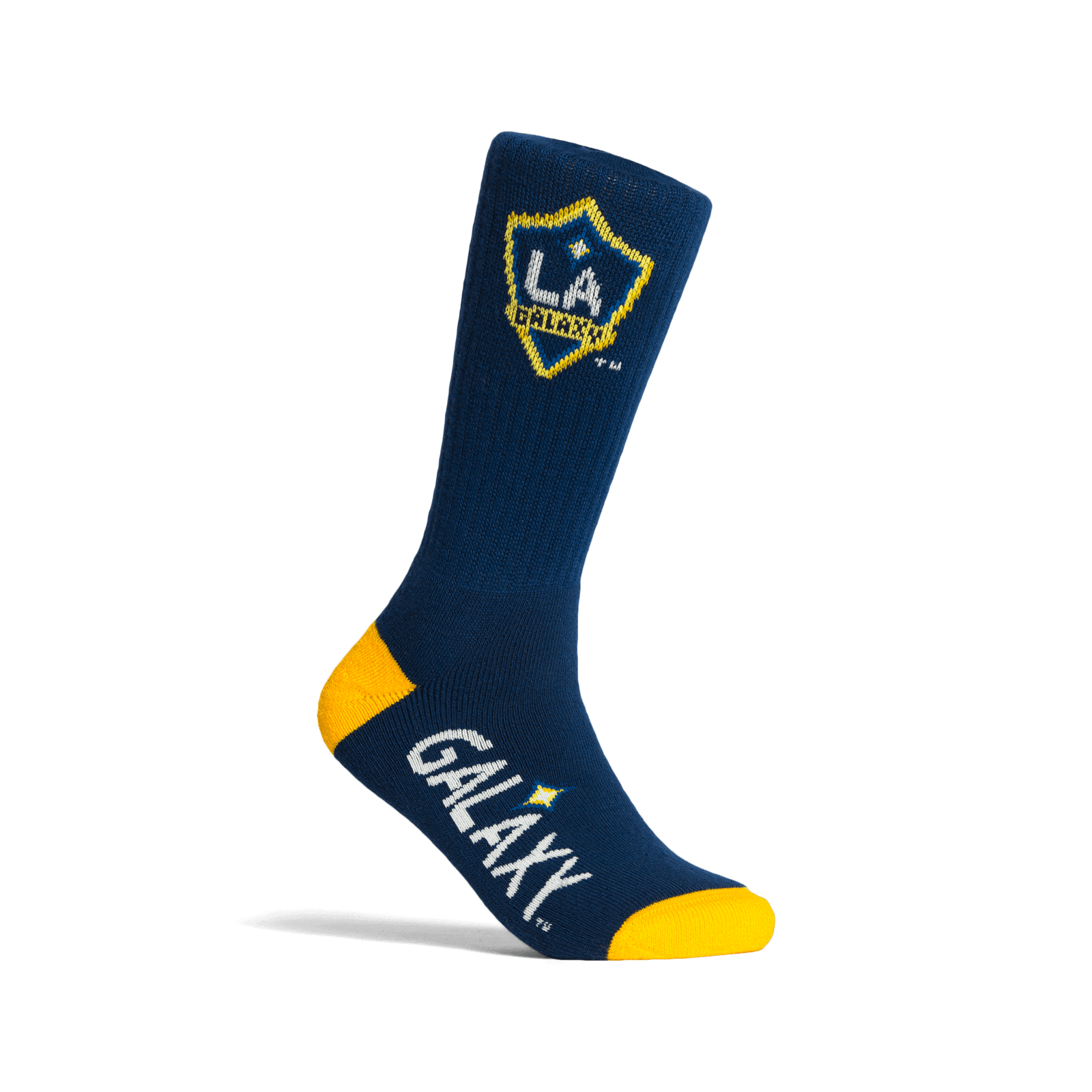 LA Galaxy Athletic Socks