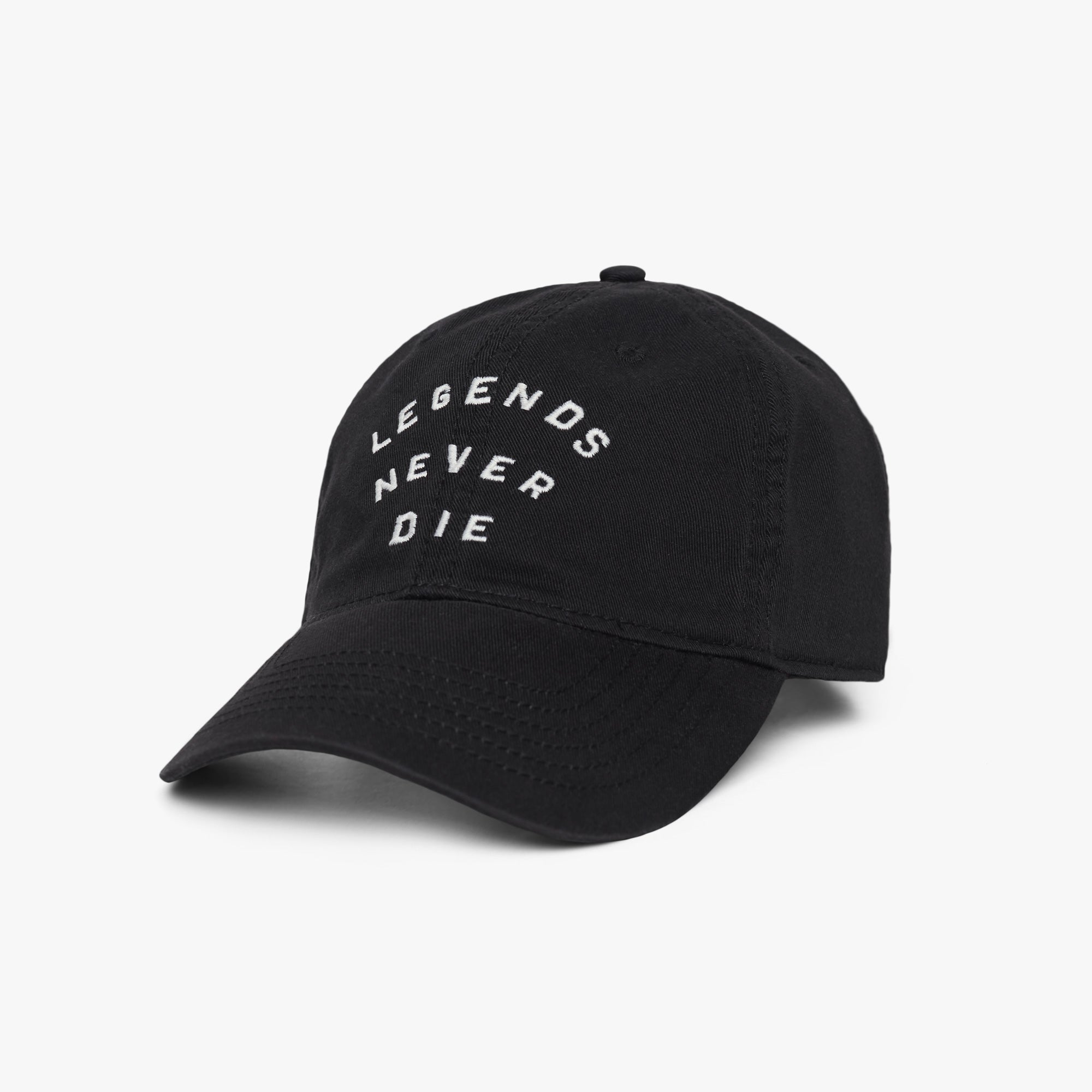 Legends Never Die Dad Hat