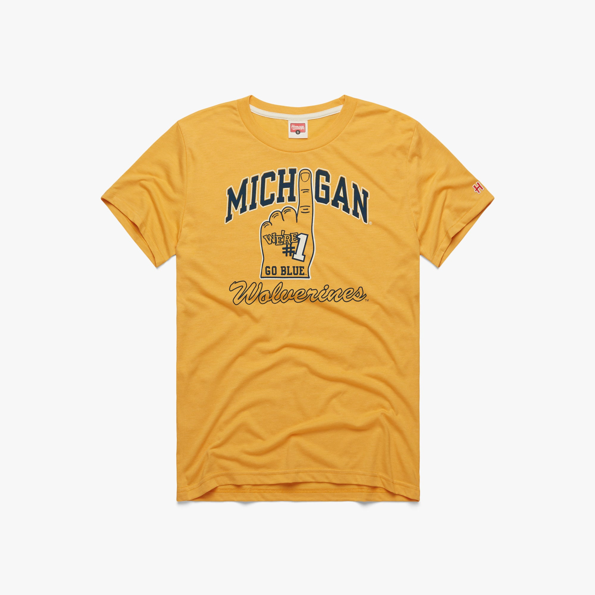 Michigan Wolverines Number One