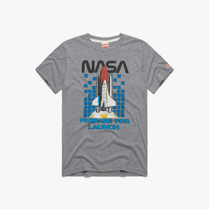 NASA Prepare For Launch