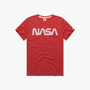 NASA The Worm Logo
