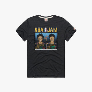NBA Jam Cavs Garland And Sexton