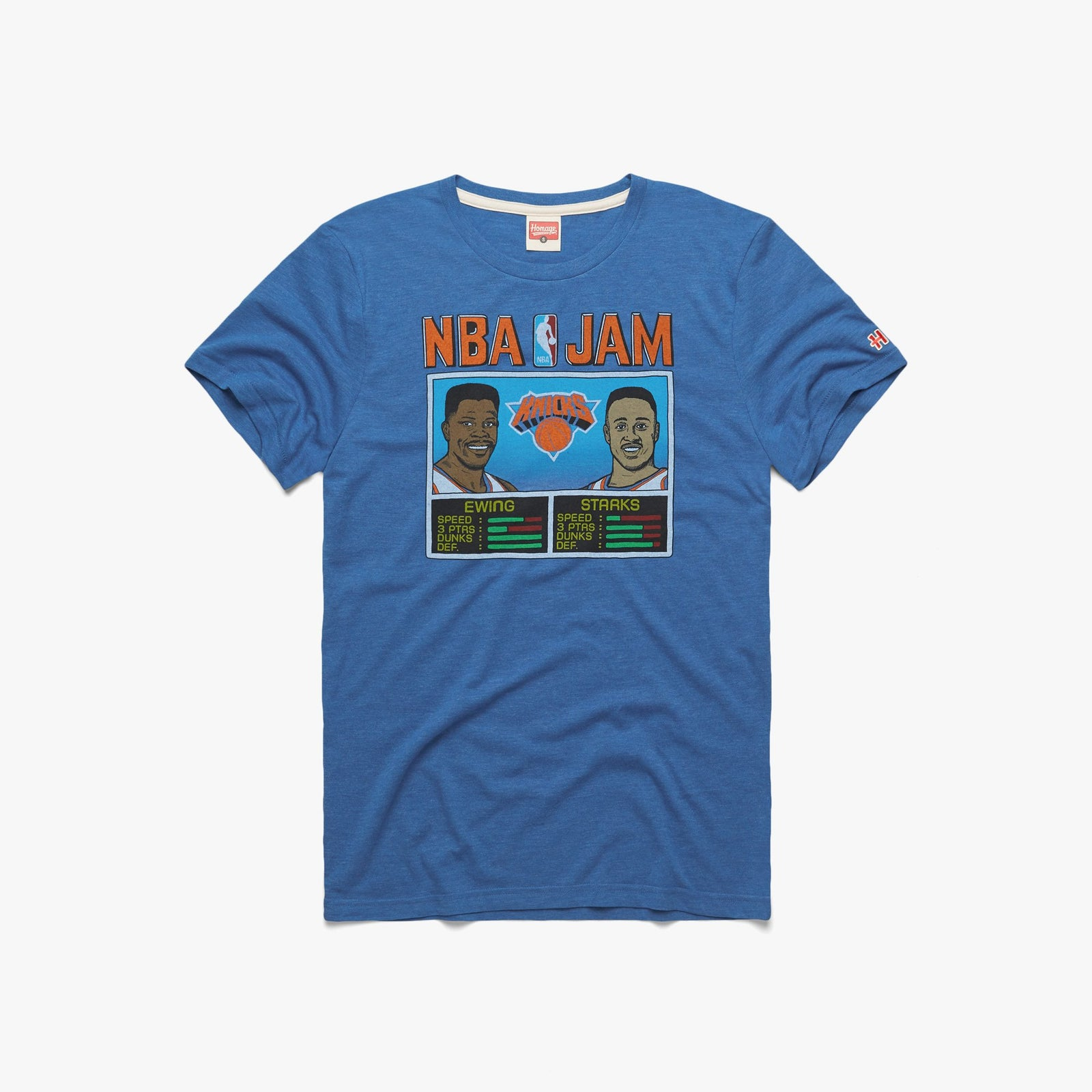 NBA Jam New York Knicks