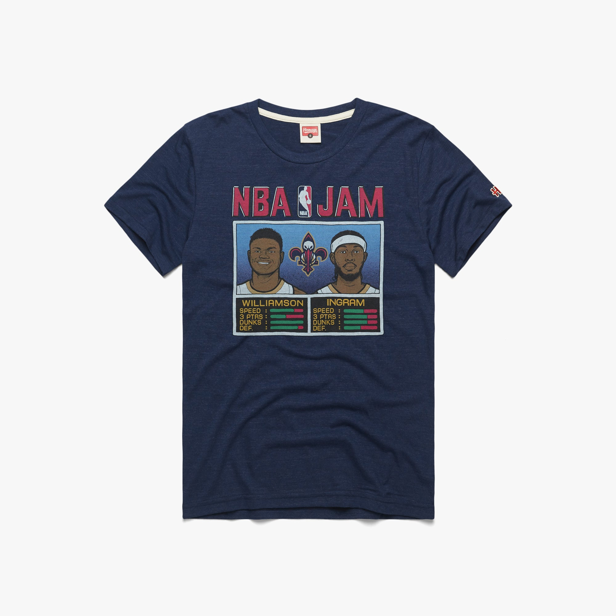 NBA Jam Pelicans Williamson And Ingram