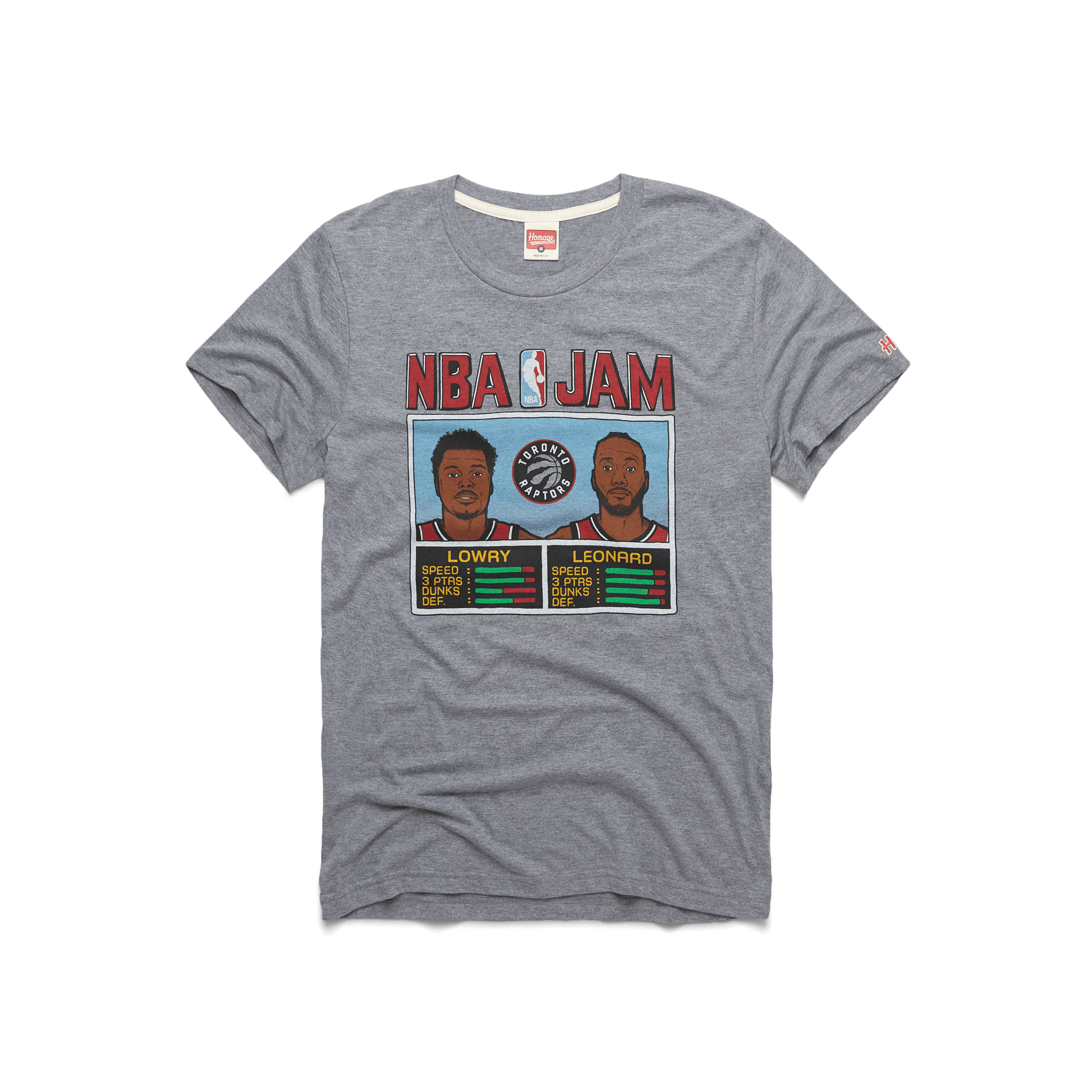 45a9af1fc Retro NBA Jam Basketball Video Game Arcade Apparel – HOMAGE