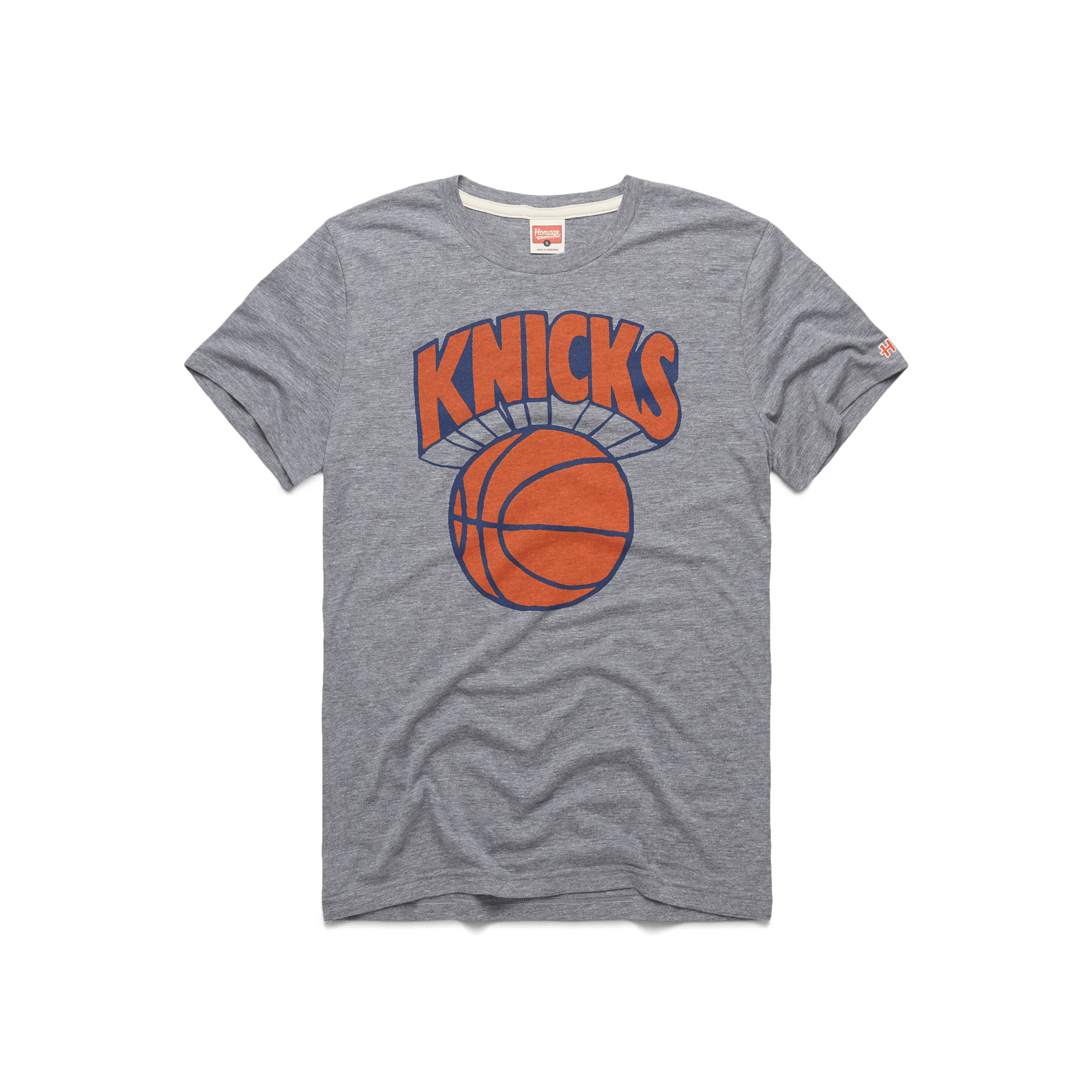 new product a5186 a74d0 Vintage New York Knicks Apparel - Retro Knicks Tees – HOMAGE