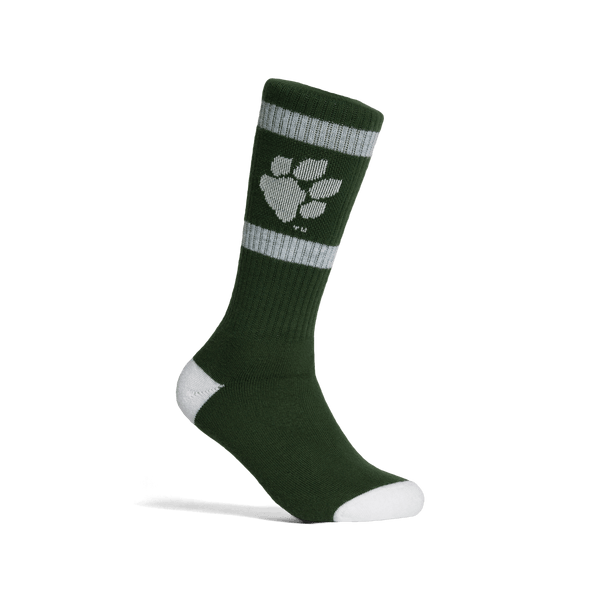 OU Bobcats Athletic Socks